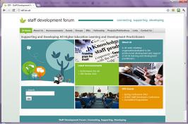 Staff Development Forum